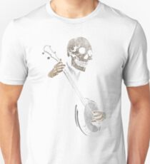 Skullboys' Banjo Blues Unisex T-Shirt
