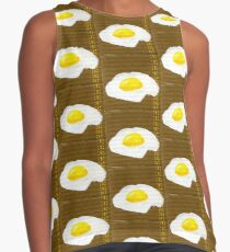 Fried Egg Contrast Tank