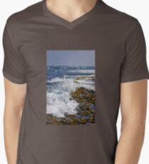 Punaluu Surf Men's V-Neck T-Shirt
