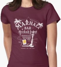 Marhala Bar - Indiana Jones Hookah Joint Dark T-Shirt