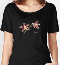 Phalaenopsis bunt Logo Women's Relaxed Fit T-Shirt