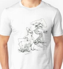 Tortoise and Hare Unisex T-Shirt