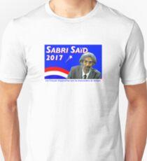 Sabri Saïd 2017 Unisex T-Shirt