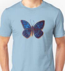 the influence of butterflies Unisex T-Shirt