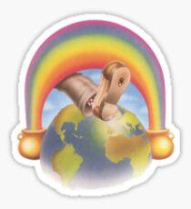 Europe '72 Goldfoot Sticker