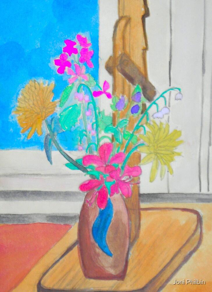 mommy's vase by Joni Philbin