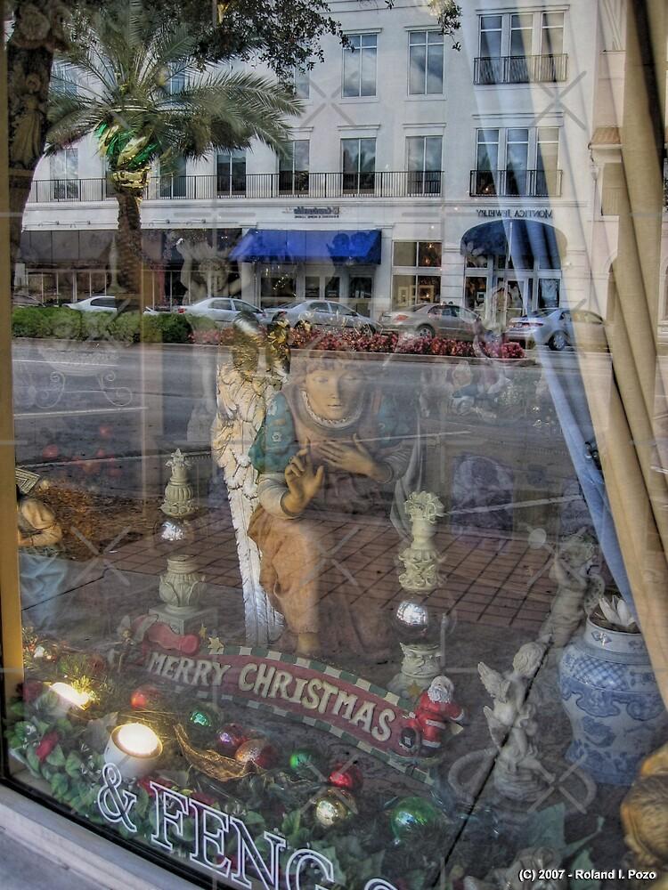 Angels in the Window by photorolandi