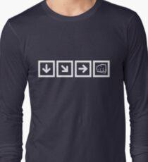 Hadouken Instructions T-Shirt