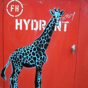 Giraffe by gmack