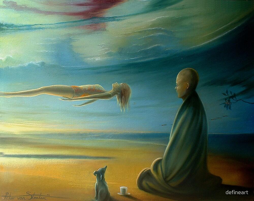 Yogi by defineart