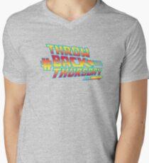 Throw Back Thursday Mens V-Neck T-Shirt
