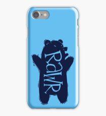 RAWR! iPhone Case/Skin