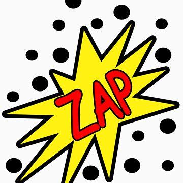 """Zap""  by MissGeorgiou"