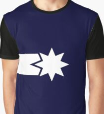 Eureka Flag Australia Graphic T-Shirt