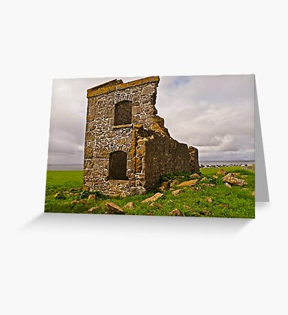 Room with a view for 20 convicts Greeting Card