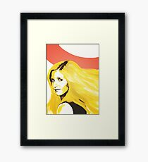 Buffy Framed Print