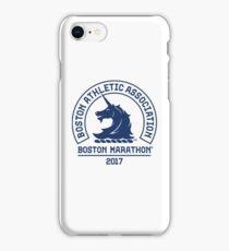 Boston Marathon 2017 iPhone Case/Skin