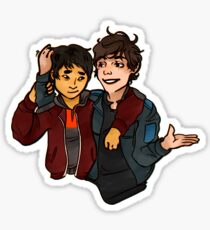 every memory i have, there's jasper Sticker