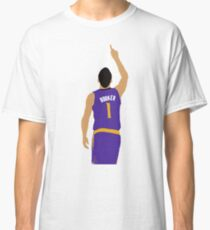 Devin Booker 70 Points Finger To The Sky Classic T-Shirt