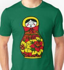 MATRYOSHKA Russian Cyclops Doll T-Shirt