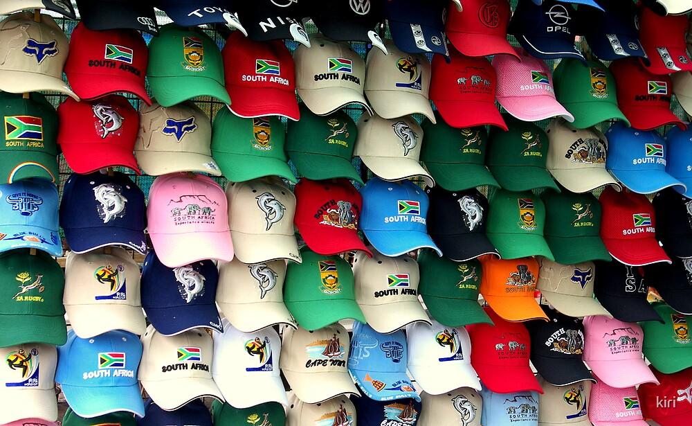 Hats off by kiri