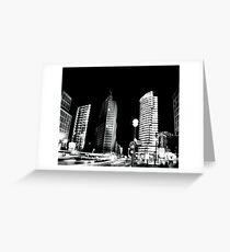 Potsdamer Platz Greeting Card