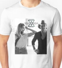 SOUL 2 SOUL FAITH HILL TIM GRAW 2017 WULUNG T-Shirt