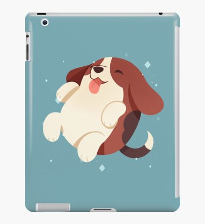 Puppy Bean Beagle iPad Case/Skin