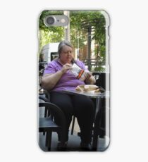"""""""Crumbs From Your Table"""" iPhone Case/Skin"""