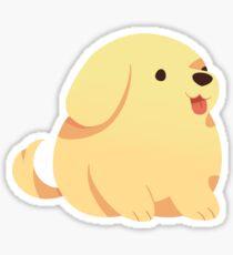 Puppy Bean Labrador Sticker