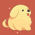 Puppy Bean Labrador by Anushbanush