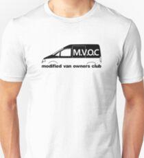 MVOC - for Citroen Jumpy (1st gen) enthusiasts Unisex T-Shirt