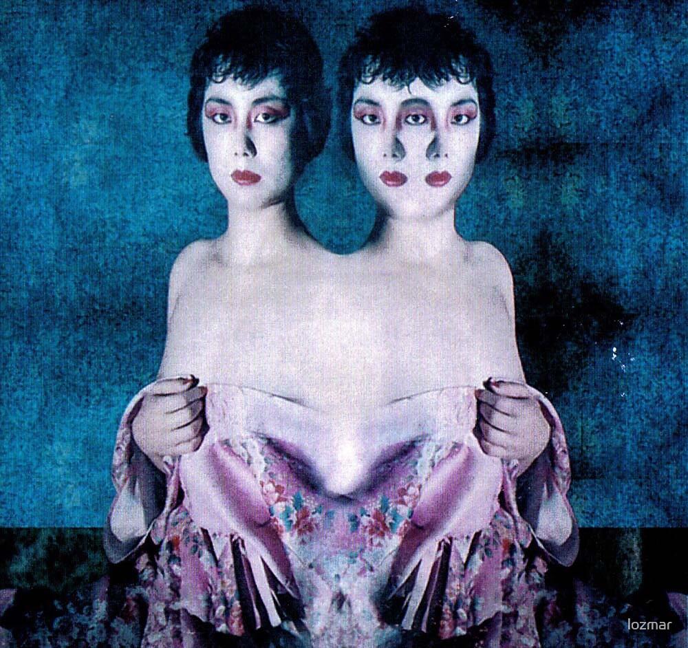 siamese twins by lozmar