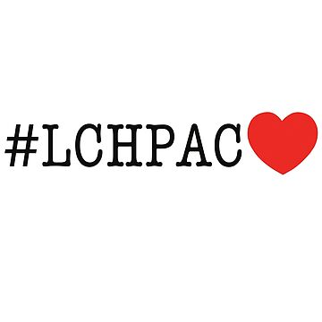 #LCHPAC Heart by haliehovenga