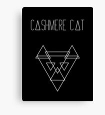 Cashmere Cat - White Canvas Print