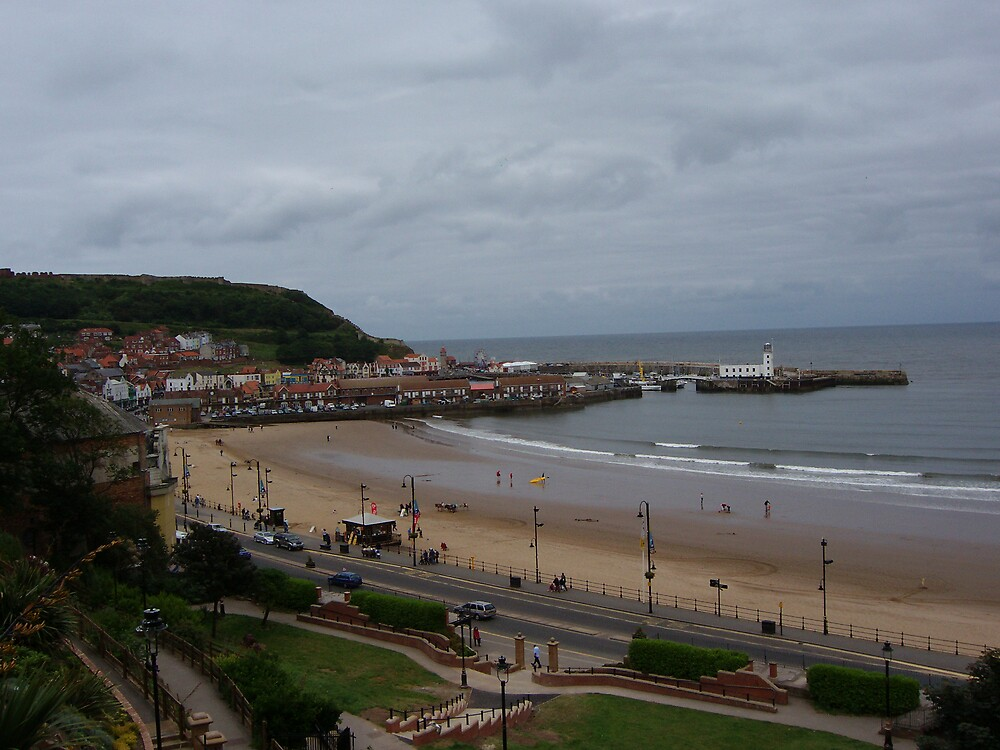 scarborough seafront uk by phil2007