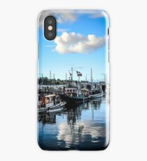 Olympia Harbor days  iPhone Case/Skin