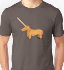 Unicorndog; Unicorn Corn Dog Unisex T-Shirt