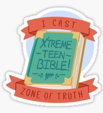 Merle's Zone of Truth Sticker