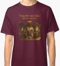 Crosby, Stills, Nash & Young - Deja Vu Classic T-Shirt