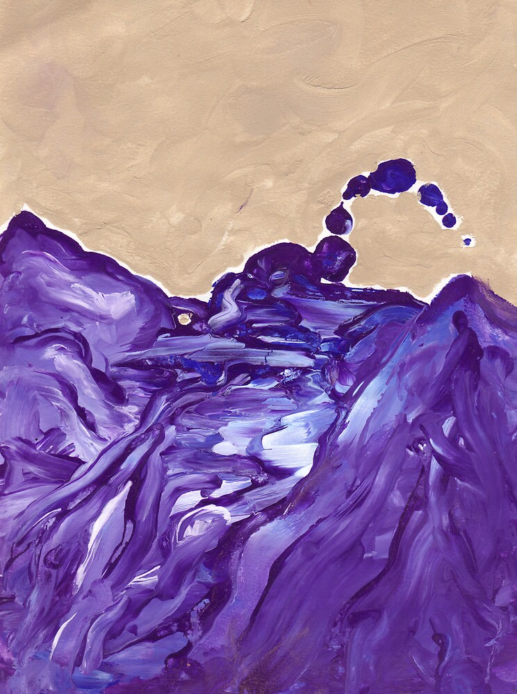 Mountain Water by Chelsea Kerwath