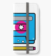 mixed tape iPhone Wallet/Case/Skin
