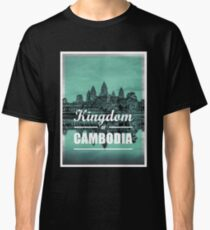 Kingdom of Cambodia | Angkor Wat Classic T-Shirt
