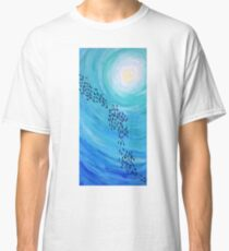 Underwater Abstract Classic T-Shirt