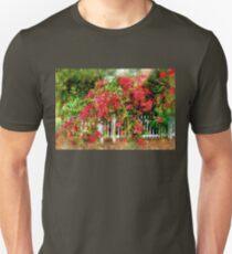 Bougainvillea Cascade  T-Shirt
