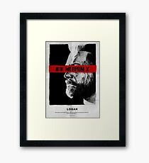 Like Father Like Daughter - Weapon X Framed Print
