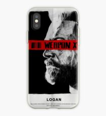 Like Father Like Daughter - Weapon X iPhone Case