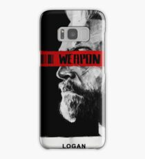 Like Father Like Daughter - Weapon X Samsung Galaxy Case/Skin