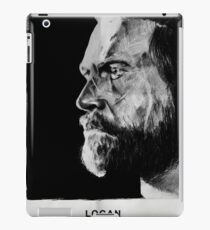 Like Father Like Daughter - Weapon X (no red bar) iPad Case/Skin