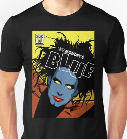 Post-Punk Blue T-Shirt